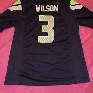 Seahawks Nike Russell Wilson Jersey